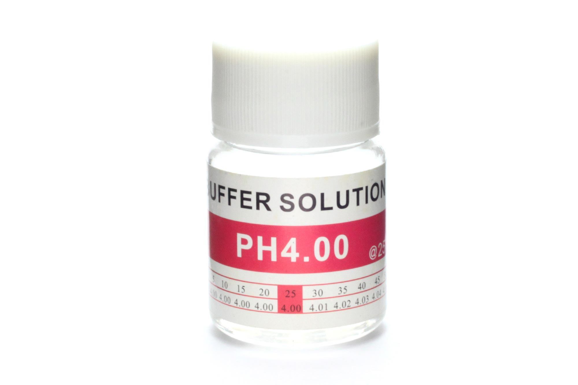 pH-regulator pH4-buffer-testkalibreringsopløsning